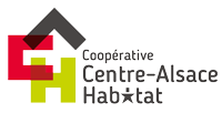 Logo Centre-Alsace Habitat