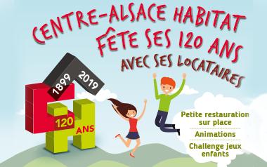 120 ans Centre Alsace Habitat